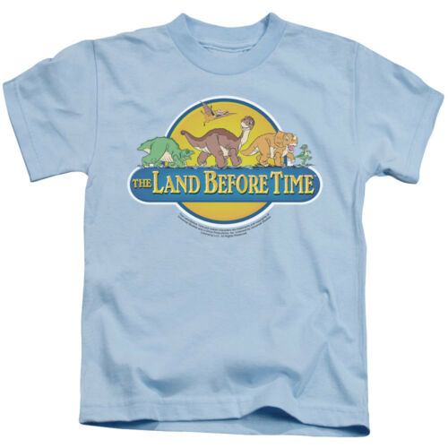 The Land Before Time Animated Dinosaur Movie Dino Breakout Little Boys T-Shirt T
