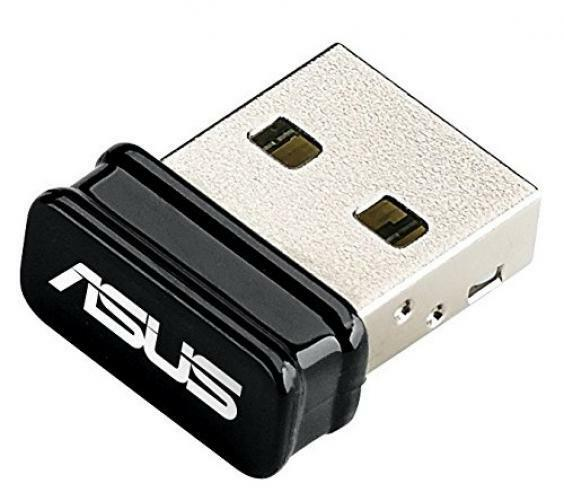 Asus Usb-bt400 Bluetooth 4.0 Usb Adapter Backward Compatible With...