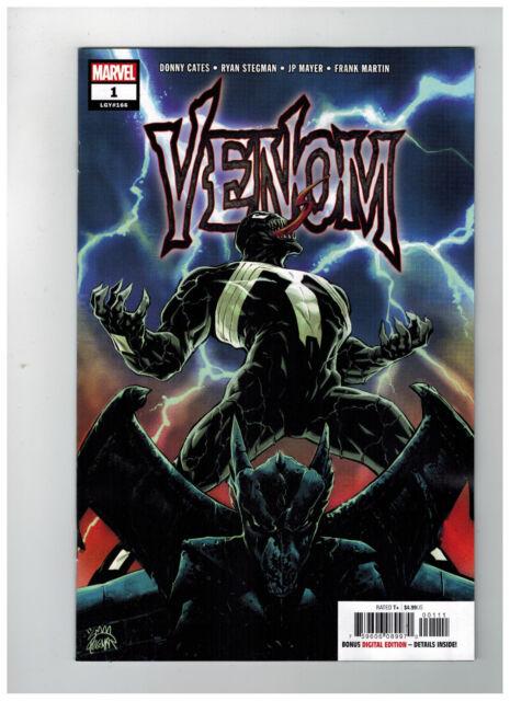 VENOM #1  1st Printing                                      / 2018 Marvel Comics