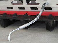 Duraflex Ice Scratchers W/ Carbide Tips (pair) Snowmobile Reverse Scratcher