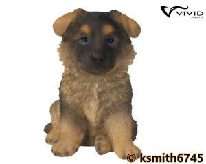 Vivid Arts Pet Pals GOLDEN COCKER SPANIEL PUPPY resin animal ornament dog NEW