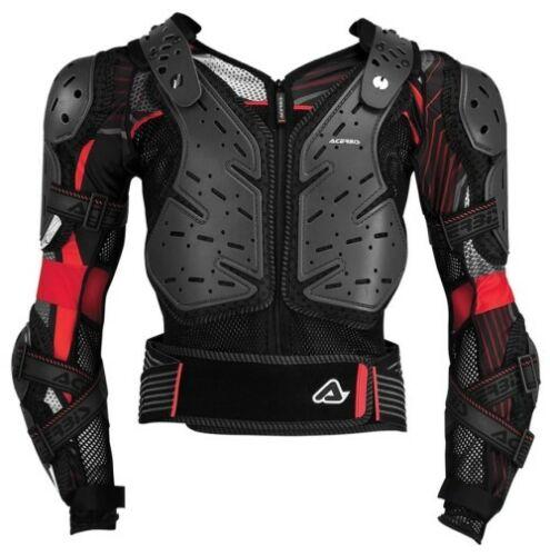 L//XL statt 179,95 € Schwarz-Rot ACERBIS Koerta 2.0 Netzhemd