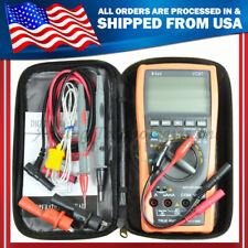 Vc87 87v True Rms Digital Multimeter For Motor Drives Industrial Dmm Usa Seller
