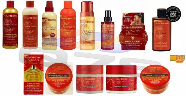 Creme Of Nature marroquí Aceite De Argán Cabello cuidado estilo productos ©