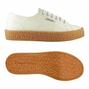 Superga-Scarpe-Sneakers-Uomo-Donna-2750-COTU-MEGA-PAURA-Citta-PUR-Basso