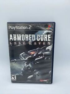 Armored Core: Last Raven (Sony PlayStation 2, 2006)
