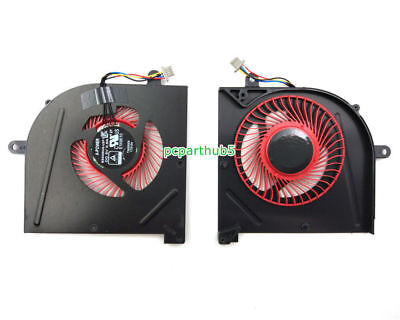 Original New CPU Cooling Fan For MSI GS63VR GS73VR Stealth Pro BS5005HS-U2F1
