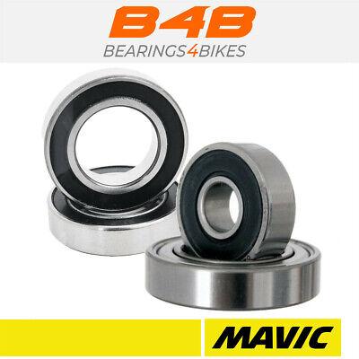 •2008 on Mavic Cosmic Carbone SL Premium Bearing Set •Front /& Rear 4 bearings