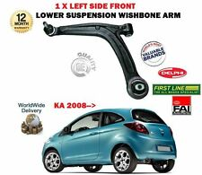 FOR FORD KA 1.2 1.3 TDCI 2008--  NEW LEFT LOWER FRONT SUSPENSION WISHBONE ARM