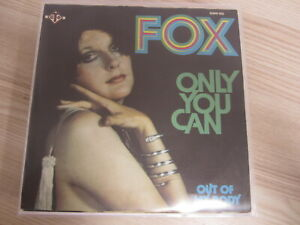 Single-Fox-Only-You-Can-AUSTRIA-PRESS-RAR-1974