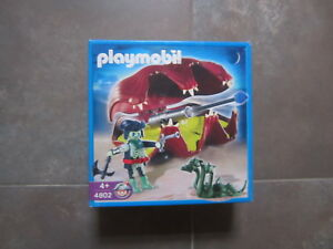 Playmobil Set 4802 Pirate Ghost Avec Shell