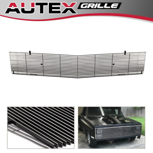For-1981-1988-Chevy-GMC-Pickup-Suburban-Blazer-Jimmy-Phantom-Billet-Grille-Grill