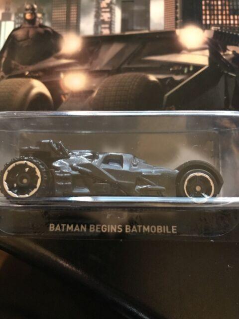 47ca70d1c0a74 Hot Wheels DFK73 Batman Begins Movie Batmobile Exclusive Die-Cast Vehicle  Car Toy #3/6
