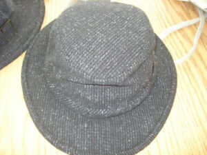 f49962ce TILLY HAT WINTER WOOL SIZE 7 NEW WITH TAGS RETAIL $109 TW2 CHOCOLATE ...