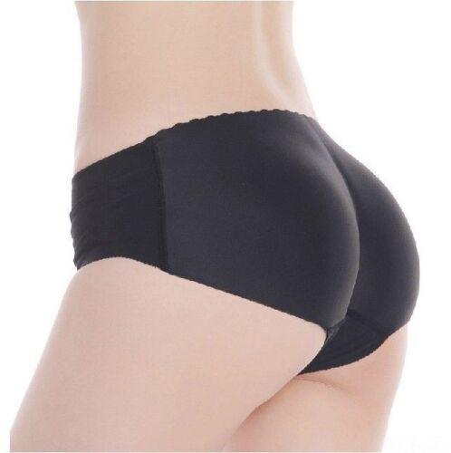 Women Shapewear Buttock Padded Underwear Bum Butt Lift Enhancer Brief Panties L
