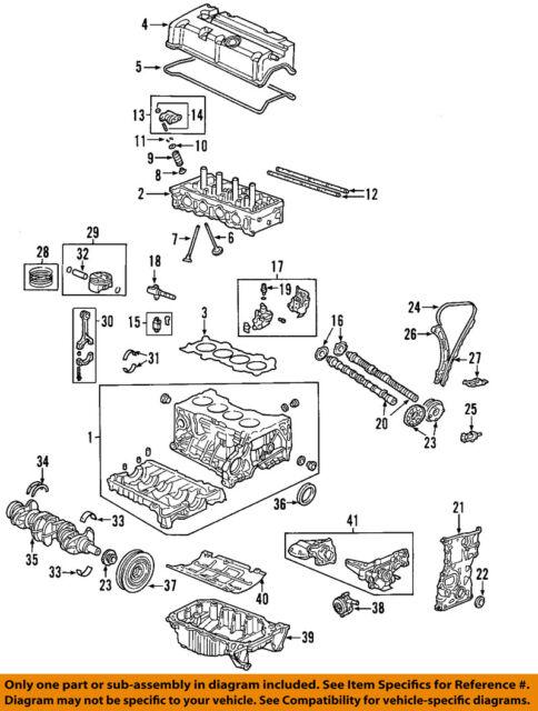 [ANLQ_8698]  Acura Honda 02-06 RSX-Engine Oil Pump 15100PRBA01 for sale online | eBay | Rsx Engine Diagram |  | eBay