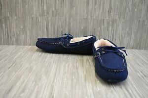 Steve-Madden-Sailor-Men-039-s-Slippers-Choose-Your-Size-Blue
