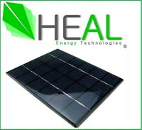 2/3.3 Watt 6/9/10 Volt 330/230ma Solar Panel System Epoxy Cell Charger Diy