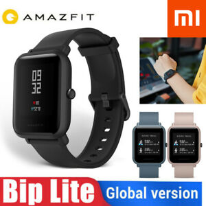Xiaomi AMAZFIT Bip Lite Smart Watch Waterproof Sports Sleep Heart Rate Monitor
