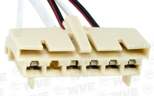 Headlight Switch Connector WVE BY NTK 1P1187
