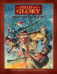 Field Of Glory - Liste des Armées 3 Ancients Wargame Partizan Press