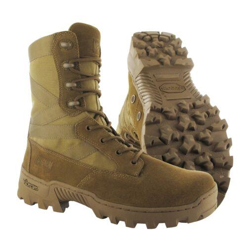 HI-TEC Magnum Spartan XTB Coyote Dschungel Djungle Boots Stiefel Einsatz Beige