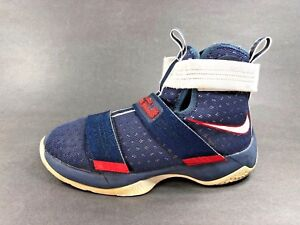 a88836b8f744 Nike™ LeBron SOLDIER 10 GS Basketball Shoes ~ 845121-416 ~ Youth Sz ...