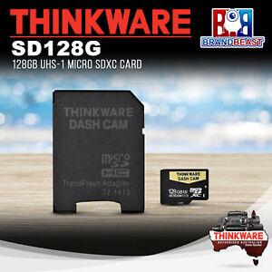 THINKWARE SD128G 128gb Uhs-1 Micro SDXC Card