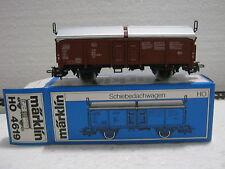 Märklin HO/AC 4619 Schiebedachwagen 570 3 406-2 DB (CO/100-7R4/2)