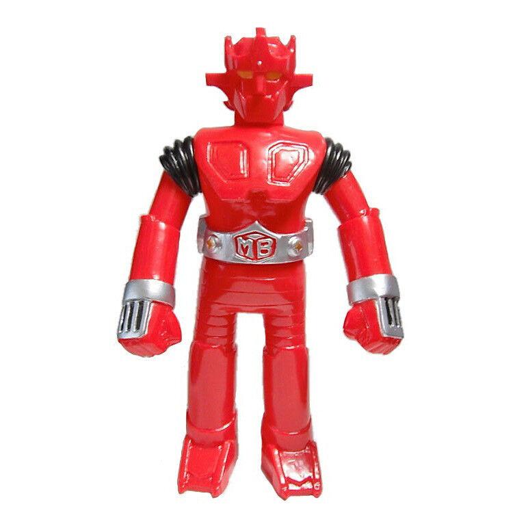 Descuento del 70% barato súper Robot Mach Baron Figura De Vinilo De Kaiju Ken Ken Ken Sofubi Nuevo Juguete  tienda de pescado para la venta