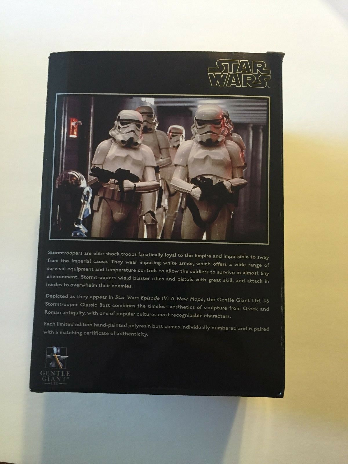 Stormtrooper Stormtrooper Stormtrooper Classic Bust  A New Hope Gentle Giant Bust Limited Edition 300 PGM a5c92c