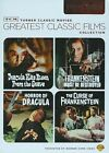 TCM Greatest Classic Films Collection Hammer Horror 2010 Region 1 DVD WS