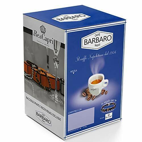 Macchina Caffè MARTELLO VERONA   600 Capsule BARBARO BLU Compatibili Fiorfiore