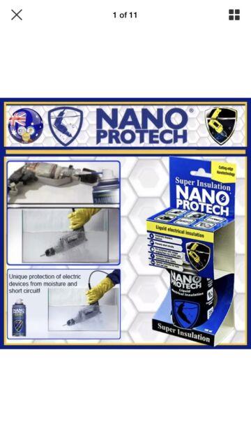 SUPER INSULATION Superior Quality by NANOPROTECH Liquid Electrical Insulation