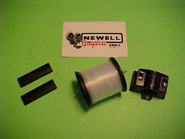 NEWELL COMPLETE CONVERSION KIT FOR PENN JIGMASTER 500 FISHING REELS, PRE-OWNED