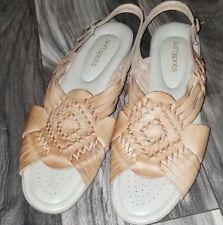 72b42d38c item 2 Softspots Tela Natural Slingback Wedge Sandal 157119 Women s Size 11  N -Softspots Tela Natural Slingback Wedge Sandal 157119 Women s Size 11 N