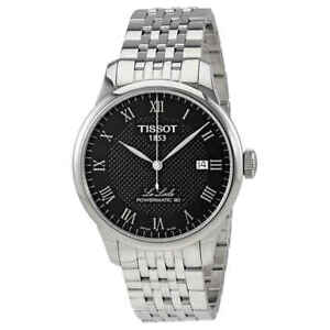Tissot-Le-Locle-Powermatic-80-Automatic-Men-039-s-T006-407-11-053-00