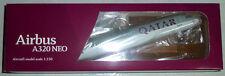 1/150 Qatar Airways A320 NEO NEW Corporate Model