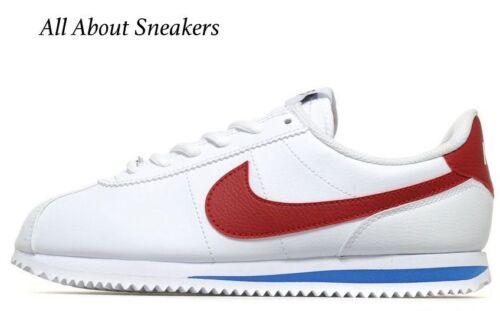 junior Cortez tailles Nike unisexes les Baskets limité Toutes Stock red white pxnPP