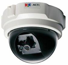 Tcm 3401 Acti Ip Indoor Dome Camera H264m Jpegmpeg 4 031 Megapixel F42m