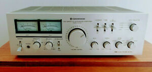 Kenwood-KA-801-High-Speed-DC-Integrated-Stereo-Amplifier-110-WPC