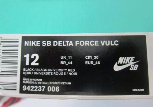 Sz Rojo Delta 12 P Dunk Sb Vulc Janoski 006 Nike rod Nuevo Negro Force 942237 EX8wqYxv