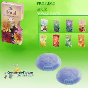 2 pezzi dischi profumo fragranza per casa armadio bagno - Pezzi per bagno ...