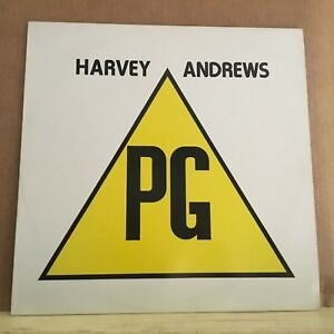 HARVEY-ANDREWS-PG-1987-UK-vinyl-LP-EXCELLENT-CONDITION