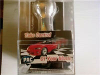Pac Gear Shift Knob & Infrared Stereo Controller Sk1