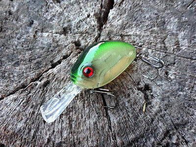 Bream Jelly Bean Spinning Crank Deep Diving Fishing Lure Bass Lures Free Post!