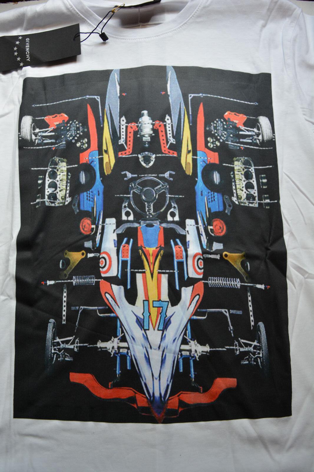 Givenchy Racing T-Shirt Cuban Fit XL