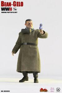 POPTOYS BGS005 1//12 WWII Bean Gelo Series Beautiful Westerwald Kahn Figure Doll