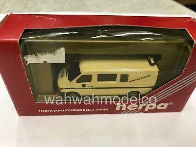 Herpa 1//87 045995 MB Sprinter BAG OVP KV2080