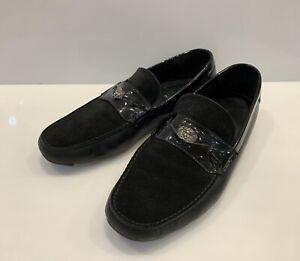 Men's Versace Loafers Moccasins Medusa